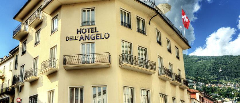 Hotel Dell'Angelo, Locarno, Ticino, Switzerland - front of the hotel.jpg
